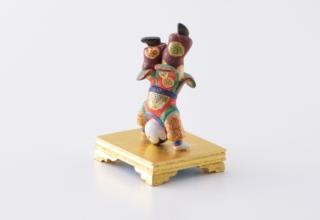 林美木子 御殿玩具 唐子(4x3.5xH6cm )