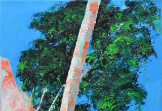 ザッキ「完全なる調和」油彩8F