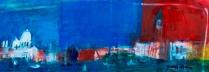 吉岡耕二「VENICE」 25×100