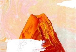 水野竜生「wonder Fuji」10×10cm