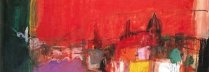 「フローレンス」油彩 90.9×116.7㎝