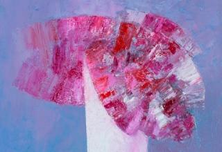 「官能のエキゾチシズム」油彩 20F
