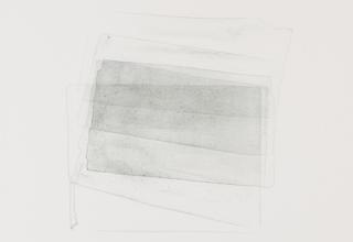 「Shady Map」リトグラフ+手彩  63.2×45.4cm