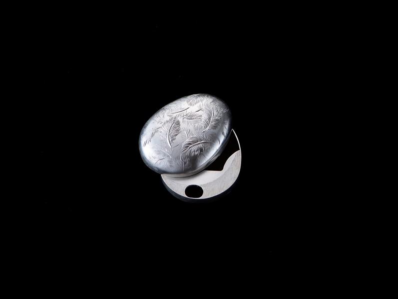小倉亜矢子 「春の依り代」 日本画50号