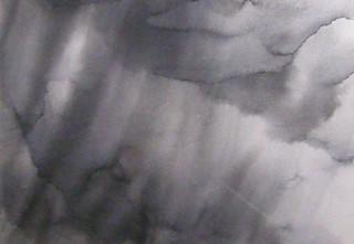 田中みぎわ 「天の帳」180×55cm