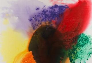 水野竜生「Wonder Color 2015」2015年 60号スクエア