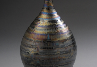 「vase with four colors」