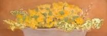 「春野」日本画 15号