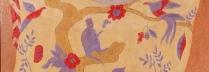 ボンコンパン「生命の木」油彩100号