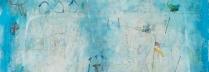 平澤重信 『それからどこへ』 油彩10号