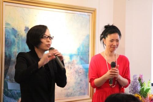 大和田先生と岩関代表