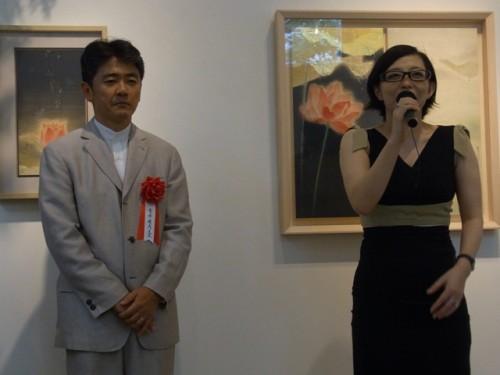 菅原健彦先生と岩関代表